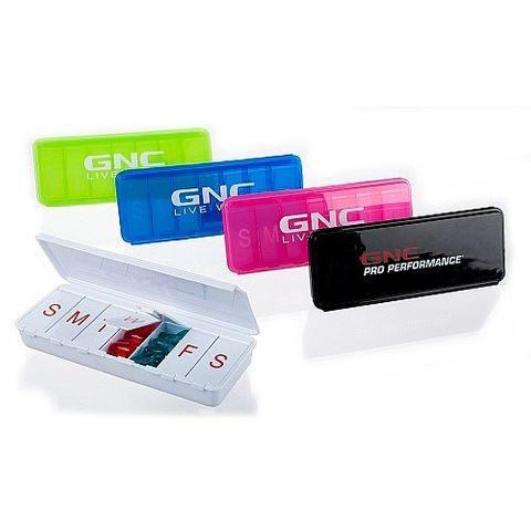 GNC Кутийка за лекарства със 7 деления х1 брой