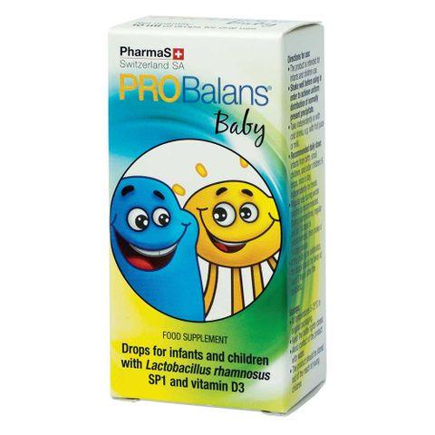 PROBalans Baby За здрава детска чревна микрофлора x10 ml