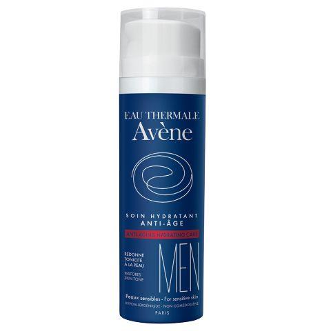 Avene Men Анти-ейдж хидратираща грижа за лице за мъже x50мл