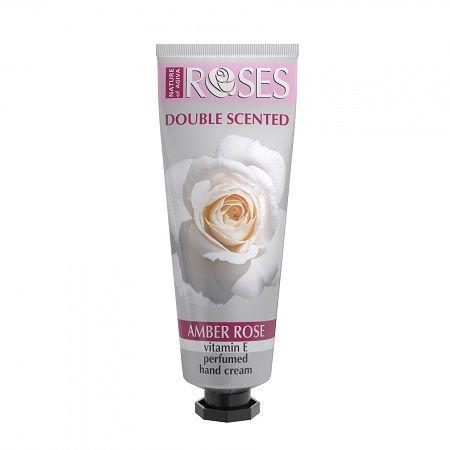 Nature of Agiva Крем за ръце с аромат на роза Амбър х30 мл