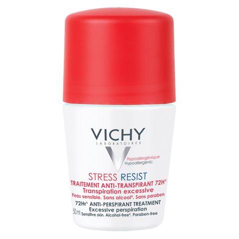Vichy Stress Resist 72h Интензивен дезодорант против изпотяванв x50 мл