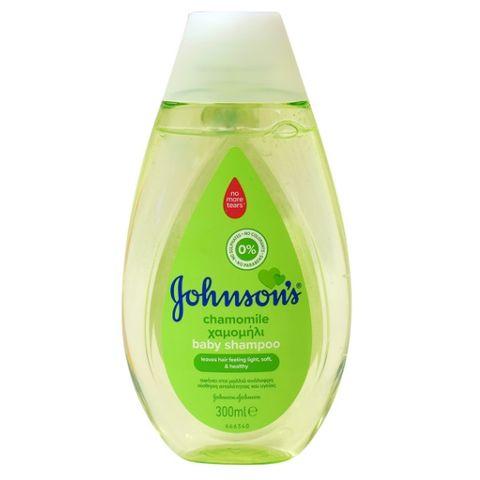 Johnson's Baby Бебешки шампоан за коса с лайка х300 мл
