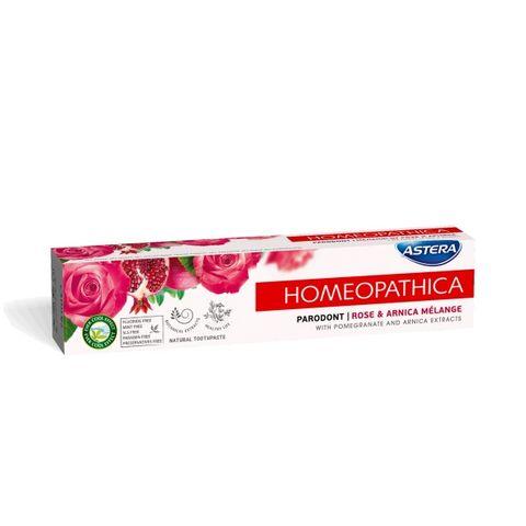 Astera Homeopathica Rose Паста за зъби х75мл