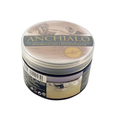 Anchialo Масажен гел с черноморска луга и розмарин х300 грама