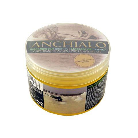 Anchialo Масажен гел с черноморска луга и хвойна х300 грама