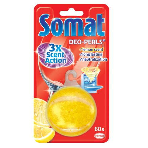 Somat Deo-Perls Ароматизатор за съдомиялна машина х1 бр