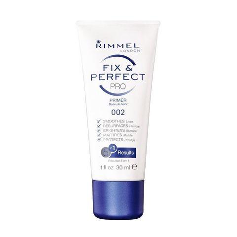 Rimmel Fix & Perfect Основа за грим 5в1, 002 х30 мл