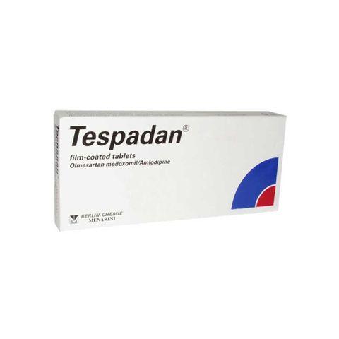 Теспадан 20 mg/5 mg х14 филмирани таблетки