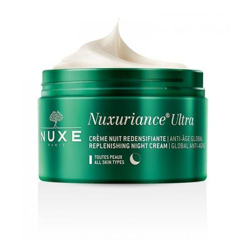 Nuxe Nuxuriance Ultra Регенериращ нощен крем за лице против стареене x50 мл