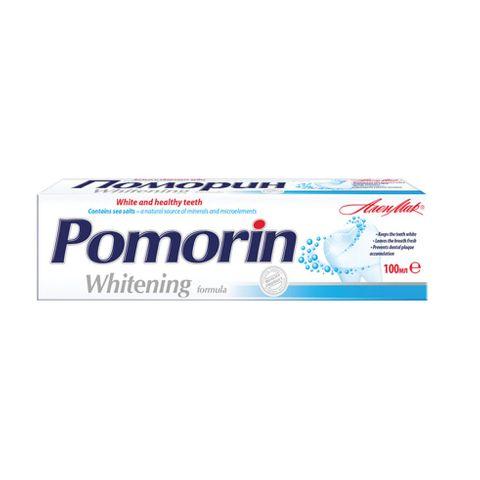Pomorin Whitening Избелваща паста за зъби х100 мл