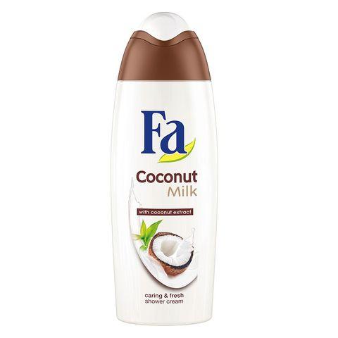 Fa Coconut Milk Душ крем за жени за тяло с кокосово мляко х400 мл