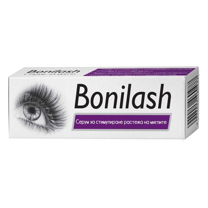 Bonilash Eyelash Serum / Бонилаш Серум за стимулиране растежа на миглите х3 мл