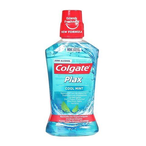 Colgate Plax Cool Mint Вода за уста за ежедневна употреба х500 мл