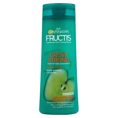 Garnier Fructis Grow Strong Шампоан за заздравяване и растеж на косата x400 мл