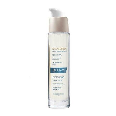 Ducray Melascreen Global Серум за лице против бръчки и пигментни петна х30 мл