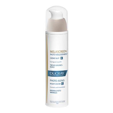 Ducray Melascreen Нощен крем за лице против бръчки х50 мл