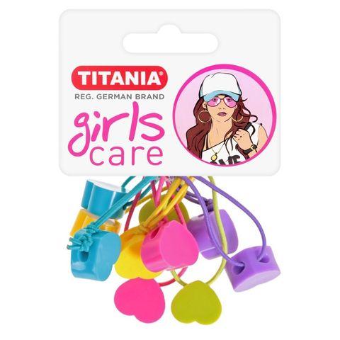Titania Kids Care Ластици за коса, модел 7983 х5 броя