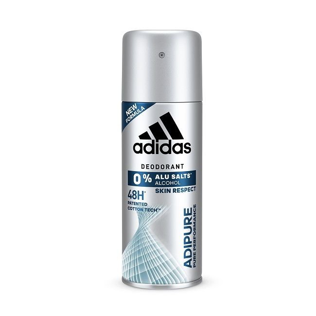 Adidas Adipure 48h Мъжки дезодорант спрей х150 мл