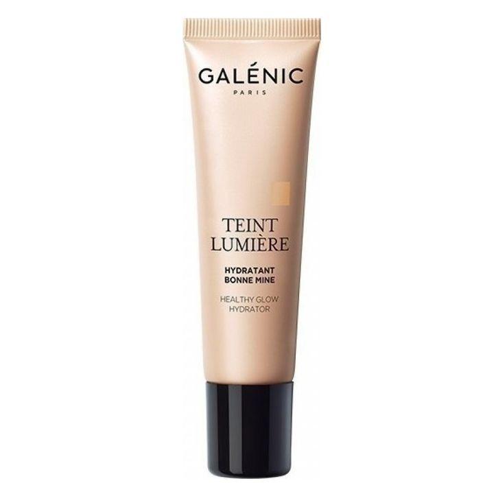 Galenic Teint Lumiere Mat Разкрасяващ хидратант за лице в тъмно бежов цвят x30 мл