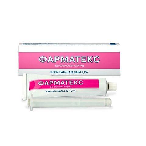 Фарматекс вагинален крем против забременяване х72 грама