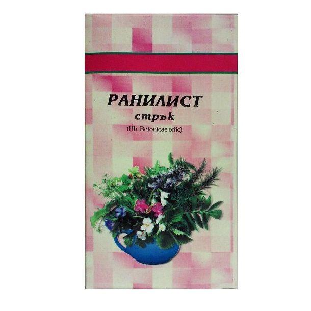Шаркови Ранилист стрък х50 грама