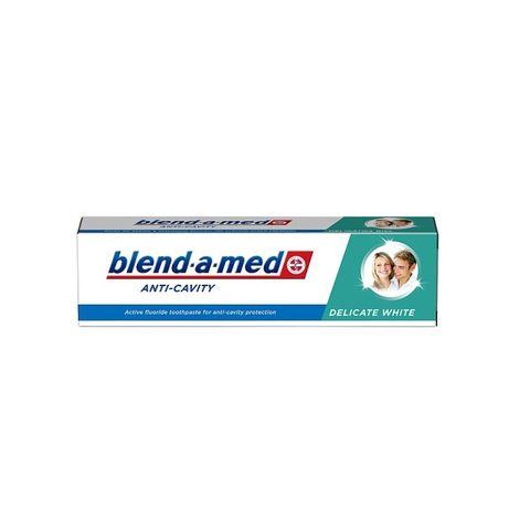Blend-а-Med Anticavity White Избелваща паста за зъби х100 мл
