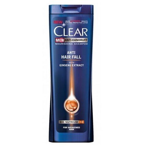 Clear Men Anti Hair Fall Шампоан за мъже против косопад с екстракт от женшен х400 мл