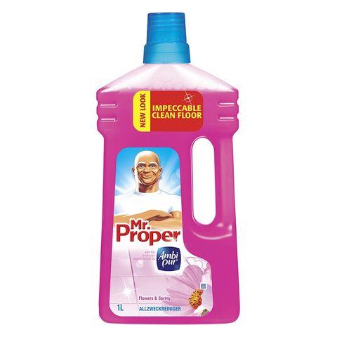 Mr.Proper Flowers & Spring Универсална течност за почистване x1 л