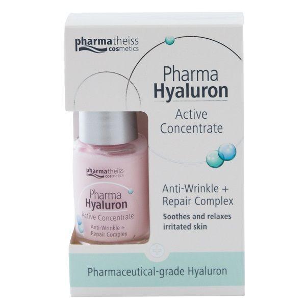 Pharma Hyaluron Възстановяващ антиейдж концентрат с хиалурон x13 мл