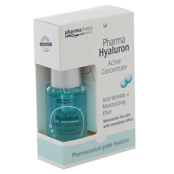 Pharma Hyaluron Хидратиращ антиейдж концентрат с хиалурон x13 мл