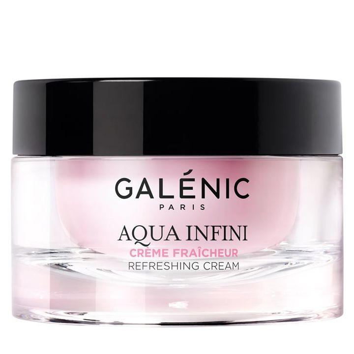 Galenic Aqua Infini Освежаващ крем за лице x50 мл