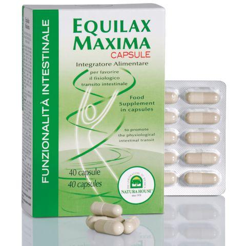 Еквилакс Максима при запек х40 капсули