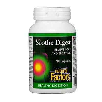 Natural Factors Добро храносмилане 450мг х90 капсули