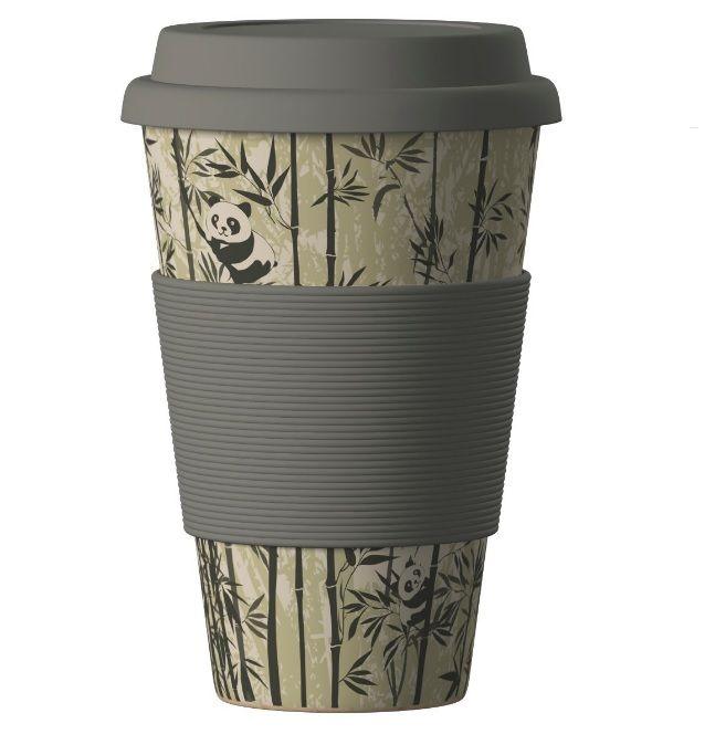 Еко чаша от бамбук, Панди