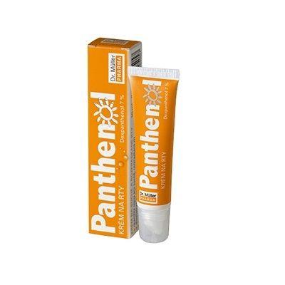 Pantenol Крем за устни x10 мл