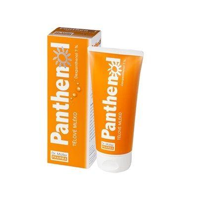Panthenol 7% Мляко за тяло x200 мл