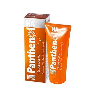 Panthenol HA 7% Мляко за тяло с хиалуронова киселина x200 мл