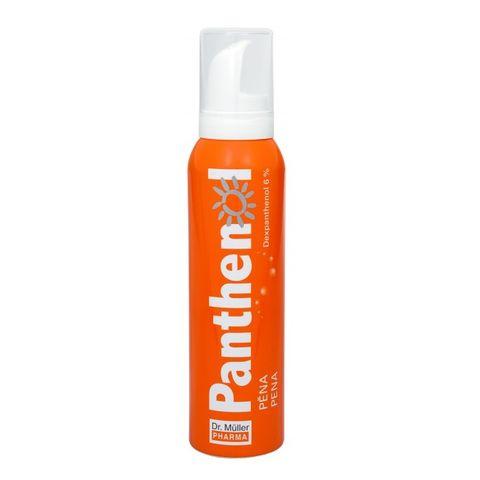 Panthenol 6% Пяна с високо съдържание на D-пантенол x150 мл