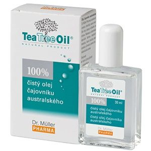 Tea Tree Oil Етерично масло от 100% австралийско чаено дърво x10 мл
