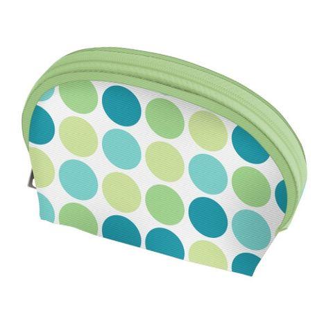 Inter Vion Несесер за козметични принадлежности, цвят зелен - 499020