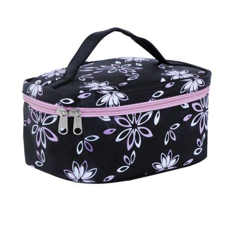 Inter Vion Чанта за козметични принадлежности, цвят черен - 499385