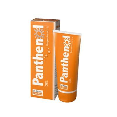 Panthenol 7% Охлаждащ гел за тяло x100 мл
