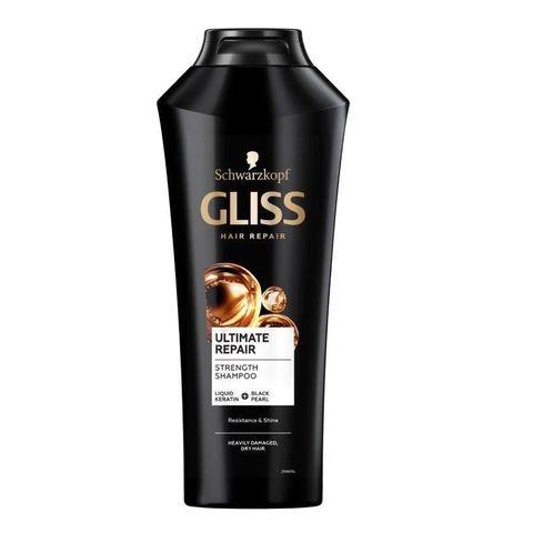 Gliss Ultimate Repair Възстановяващ шампоан за суха коса x400 мл