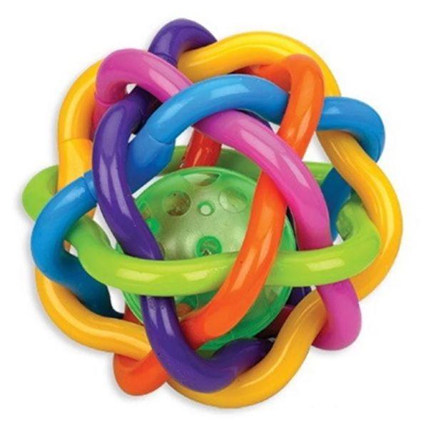 Playgro Играчка Топка плетеница 2 за деца над 6 месеца - 0148