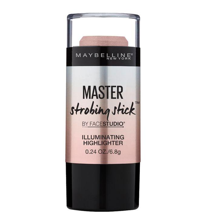 Maybelline Master Strobing Stick Озарител за лице, 100 Light