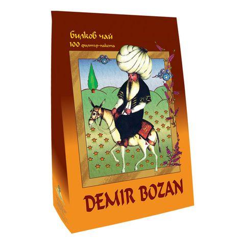 Билкова Аптека Demir Bozan Билков чай за силен имунитет 150 г х100 пакетчета