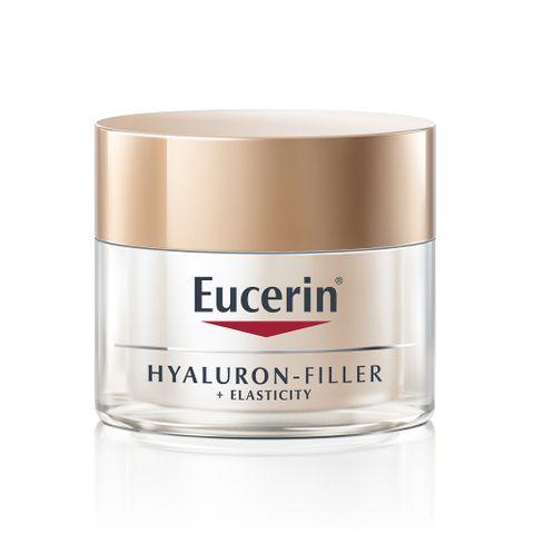 Eucerin Hyaluron-Filler + Elasticity Дневен крем за лице за зряла кожа с SPF15 + UVA защита x50 мл
