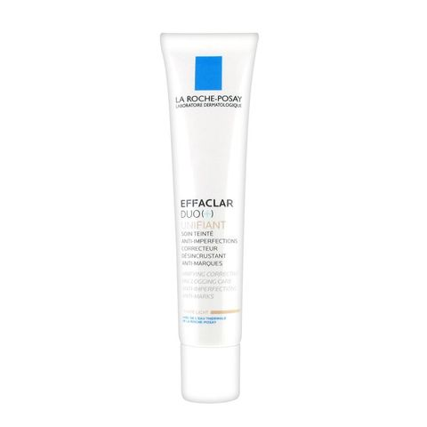 La Roche-Posay Effaclar Duo+ Unifiant Коригиращ оцветен крем за проблемна кожа, Светъл