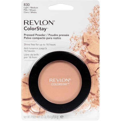 Revlon ColorStay Компактна пудра за лице, цвят 820 Light