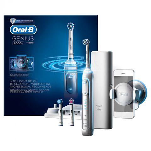 Oral B Genius 8000 Електрическа четка за зъби